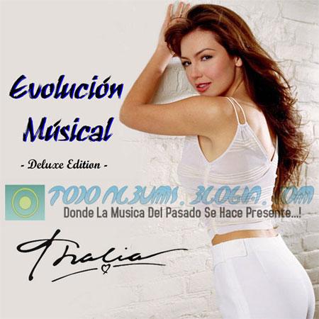 Thalía / Evolución Músical (2012)