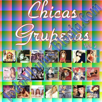 Varias / Chicas Gruperas Vol. 2 (2008)