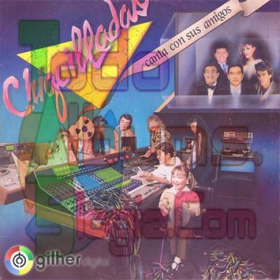 Chiquilladas / Canta Con Sus Amigos (1986)