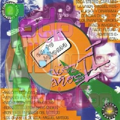 Varios / Rock En Tu Idioma Diez Años II (1998)