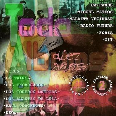 Varios / Rock En Tu Idioma Diez Años I (1997)