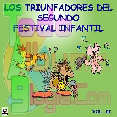Varios / Los Triunfadores Del Segundo Festival Infantil Vol. 2 (2007)