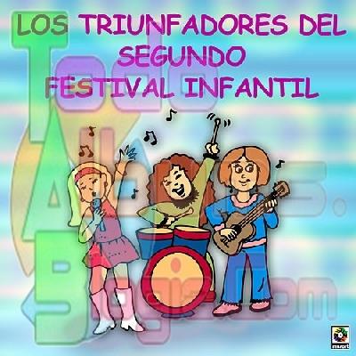 Varios / Los Triunfadores Del Segundo Festival Infantil (2007)