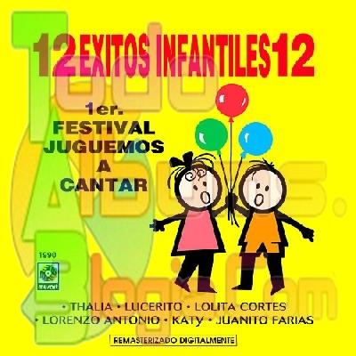 Varios / 12 Éxitos Infantiles: Primer Festival Juguemos A Cantar (2007)