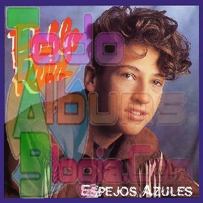 Pablo Ruíz / Espejos Azules (1990)