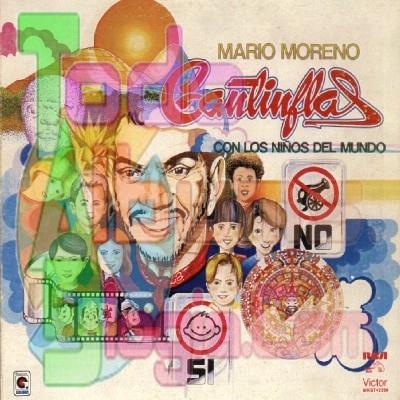 """Mario Moreno """"Cantinflas"""" / Con Los Niños Del Mundo (1983)"""