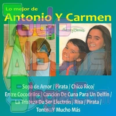 Antonio & Carmen / Lo Mejor De… (2009)
