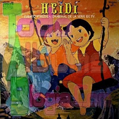 Varios / Heidi: Cuento Y Música Original De La Serie De TV (1978)