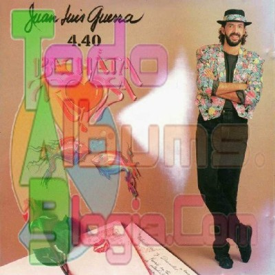 Juan Luis Guerra / Bachata Rosa (1990)