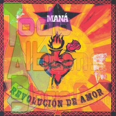 Maná / Revolución De Amor (2002)