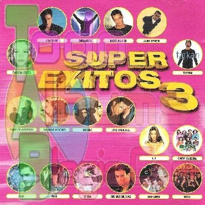 Varios / Súper Éxitos 3 (2000)