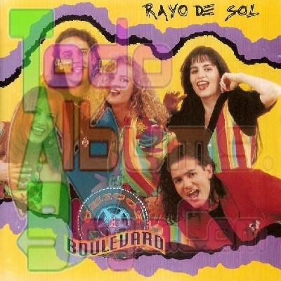 Los Chicos Del Boulevard / Rayo De Sol (1993)