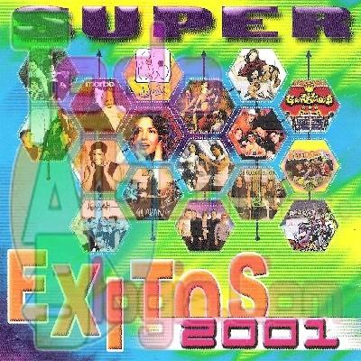 Varios / Súper Éxitos 2001 (2001)