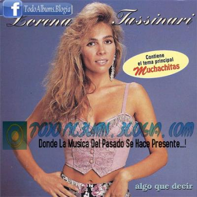 Lorena Tassinari / Algo Que Decir (1992)