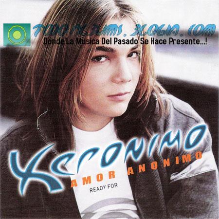 Xeronimo / Amor Anonimo (2000)