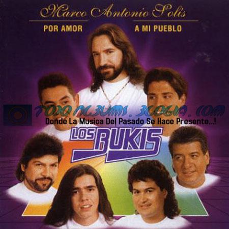 Marco Antonio Solis y Los Bukis / Por Amor a Mi Pueblo (1995)