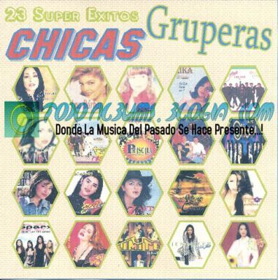 Varias / Chicas Gruperas Vol.1 (1999)